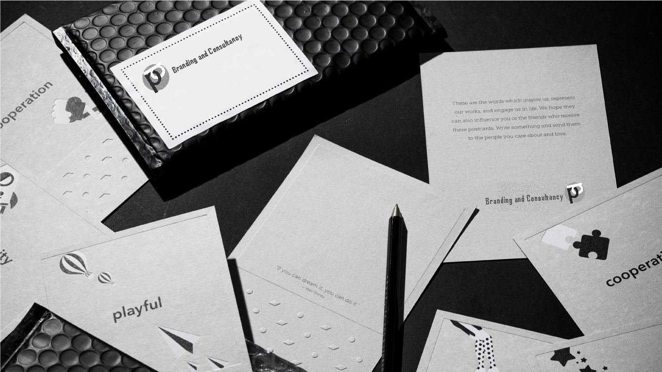 Branding and Consultancy – paragond